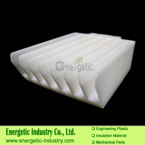 Customized according to Drawing and Sample UHMWPE Machined Connector Cushion Conveyor Pallet