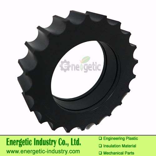UHMW Spur Gears