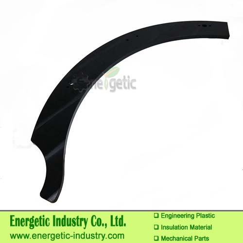 Ultramolecular weight Polyethylene curve Sealing Strip