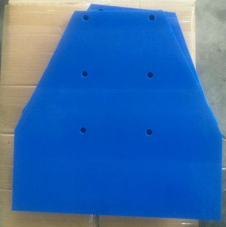 UHMWPE blade for Australian Client